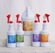 carpet and upholstery chemicals